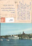 599590,Schiff Hochseeschiff Göteborg Hamnen Med Gripsholm - Handel
