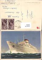 599589,Schiff Hochseeschiff M/N Giulio Cesare Italia - Handel