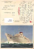 599588,Schiff Hochseeschiff M/N Giulio Cesare Italia - Handel