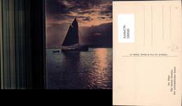 599569,Segelschiff Segelboot Boot Am Meer Sonnenuntergang Pub Trau & Schwab - Segelboote