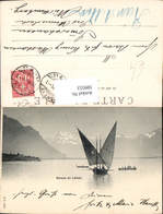 599553,Segelschiff Segelboot Ruderboot Boote Barque Du Leman - Segelboote