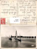599551,Les Sables D Olonne Depart De Thoniers Pour La Peche Ficherboot Segelschiff - Segelboote