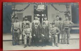 W.W.I. ORIGINAL PHOTO , ADMONT , K.u.K. SOLDATEN 1914 - Admont