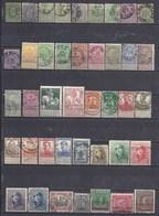 BELGIQUE - COB - Lot De 135 Timbres - Voir Numéros Et Valeur Catalogue 2016 Sur Photo Jointe - Cote 80,10 € - Stamps