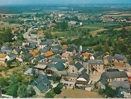 SAINT-ERME (02). Vue Aérienne - St-Erme-Ramecourt - France