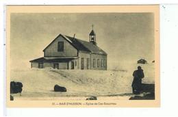 CPA-CANADA-BAIE D'HUDSON-EGLISE DE CAP-ESQUIMAU- - Canada