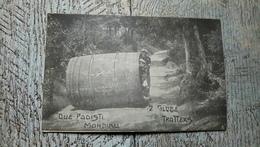 Le Tour Du Monde Rois De La Futaille Partis De Venise En 1909 Humour  Tonneau Globe Trotters Zanardi Et Vianello - Sportifs