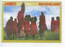 Afrique : East Africa Kenya - Jambo From Maasailand - Maasai Warriors - Kenya