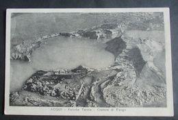 Cartolina Acqui Antiche Terme Cratere Di Fango - Viaggiata - 28 - 8 -1941 - - Alessandria