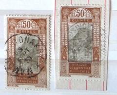 Guinée Française - 1922 - Guinea (1958-...)