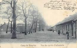 Camp De Beverloo - Vue Des Carrés D'Infanterie - Leopoldsburg (Camp De Beverloo)