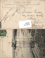 598049,Transbordeur Schwebefähre Kran Technik Saint Malo - Ansichtskarten