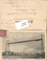 598045,Transbordeur Schwebefähre Kran Technik Rouen - Ansichtskarten