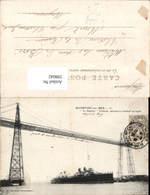 598042,Transbordeur Schwebefähre Kran Technik Rochefort Sur Mer Hochseeschiff Schiff - Ansichtskarten