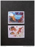 Polynésie: TB Paire N° 940 Et N° 941, Neufs XX. - Polynésie Française