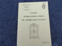Guide D'Identification Du Mobilier Ancien - Gendarmerie Nationale - 0/05 - Livres, BD, Revues