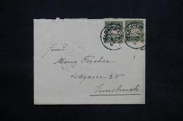 ALLEMAGNE - Enveloppe Pour Innsbruck En 1896 - L 25190 - Allemagne