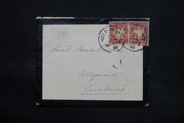 ALLEMAGNE - Enveloppe Pour Innsbruck En 1896 - L 25191 - Allemagne