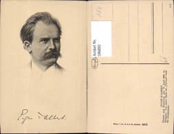 596892,Künstler Ak Eugen D Albert Pianist U. Komponist Musik - Schriftsteller