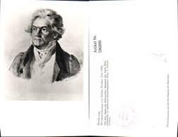 596890,Abbildung Kreidezeichnung V. Stefan Decker Beethoven Komponist Musik - Schriftsteller