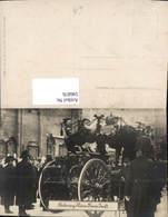 596876,Foto Ak Leichenzug Kaiser Franz Josef 1 Tod Kutsche Adel Monarchie - Königshäuser