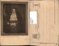 596875,Künstler Ak A. Van Dyck Portrait D Isabelle-Claire-Eugenie D Autriche Adel Mon - Königshäuser