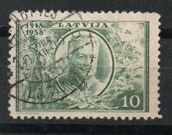 Latvia. 1938. General J. Balodis. - Lettonia