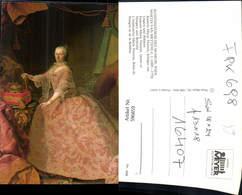 596859,Künstler Ak Martin Van Meytens Kaiserin Maria Theresia Portrait Adel Monarchie - Königshäuser