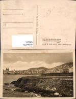 596555,Las Palmas Vista Parcial Desde El Muelle Viejo Spain - Spanien