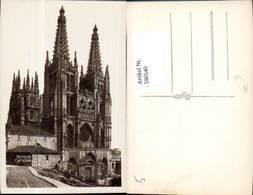 596540,Foto Ak Burgos Catedral Kathedrale Spain - Spanien