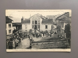 MIRECOURT - UsineThibouville-Lamy - Instruments De Musique - 1908 - Neufchateau