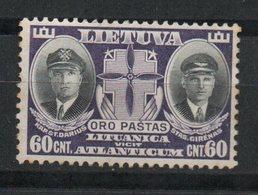 Lithuania. 1934. Capts. Steponas Darius And Stas. Girenas - Lituania