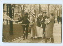 U5670/ Riga Lettland Rotes Kreuz Sammlung Foto AK 1912 - Lettonia