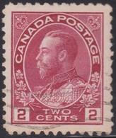 Canada  .  Scott     .      106c        .      O    .  Cancelled  .   /    .  Gebruikt - 1911-1935 Regering Van George V