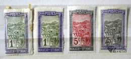 MADAGASCAR / MALAGASY 1908/1922 - Madagascar (1960-...)