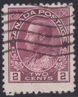Canada  .  Scott     .      106        .      O    .  Cancelled  .   /    .  Gebruikt - 1911-1935 Regering Van George V