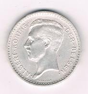 20 FRANC 1934 VL BELGIE /2170/ - 1909-1934: Albert I.