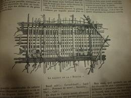 1886: Le Radeau De La MEDUSE ; Etc - Vieux Papiers