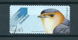Portugal Birds,oiseaux,vögel Used/gebruikt/oblitere - 1910-... Republiek