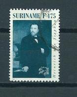 1997 Suriname H.von Stephan F475 Used/gebruikt/oblitere - Suriname