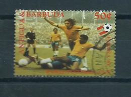 1982 Antigua&Barbuda Soccer,football,voetbal Used/gebruikt/oblitere - Antigua En Barbuda (1981-...)