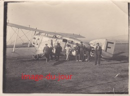 Photo Ancienne  AVIATION AVION LATECOERE  C.G.E.A  LIGNES AERIENNES - Aviation