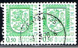 FINLANDIA 187 // YVERT 749X2 // 1976 - Finlandia