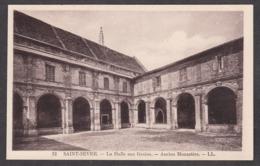101013/ SAINT-SEVER, La Halle Aux Grains, Ancien Monastère - Saint Sever