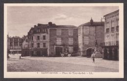 101016/ SAINT-SEVER, Place Du Tour-du-Sol - Saint Sever