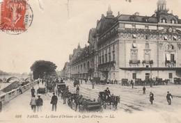 CPA PARIS ATTELAGE - Cartes Postales