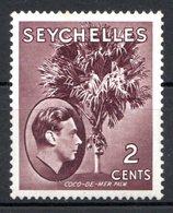 SEYCHELLES - (Colonie Britannique) - 1938-41 - N° 118, 133 Et 134 - (Lot De 3 Valeurs Différentes) - (George VI) - Seychelles (...-1976)