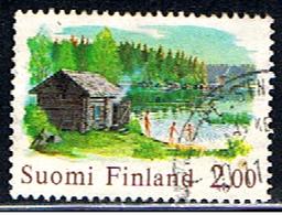 FINLANDIA 196 // YVERT 775 // 1977 - Finlandia