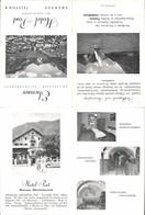 594168,Reklame Beleg Ebensee Am Traunsee Hotel Post - Werbepostkarten