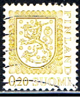 FINLANDIA 199 // YVERT 771 // 1977 - Finlande
